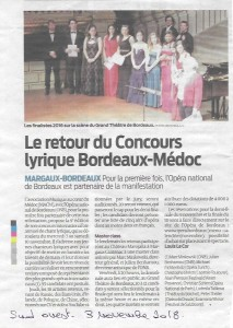 Sud Ouest 3_11_2018